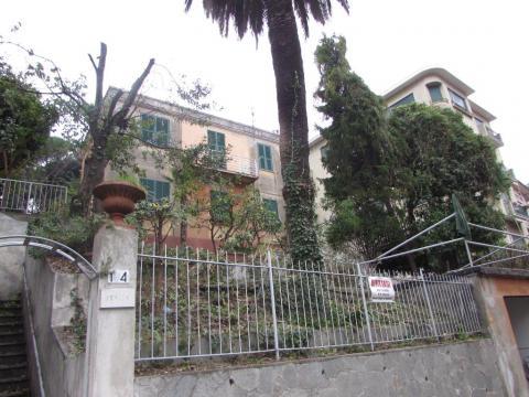 Lato ovest da Via Carrara